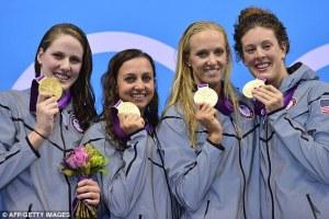 Team USA Swimming Women