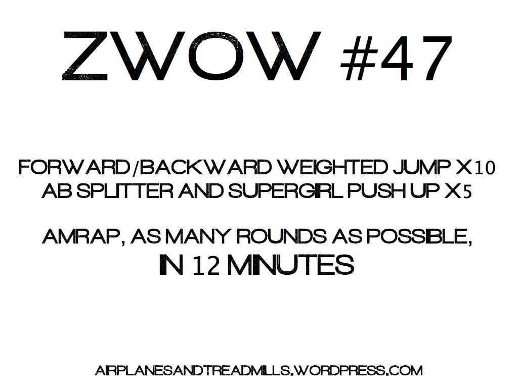 ZWOW #47.001