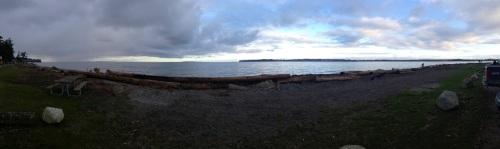 Birch Bay Panorama
