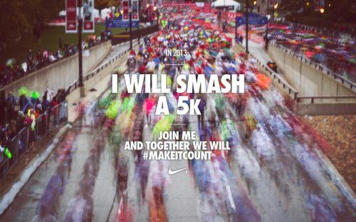 I Will Smash a 5k