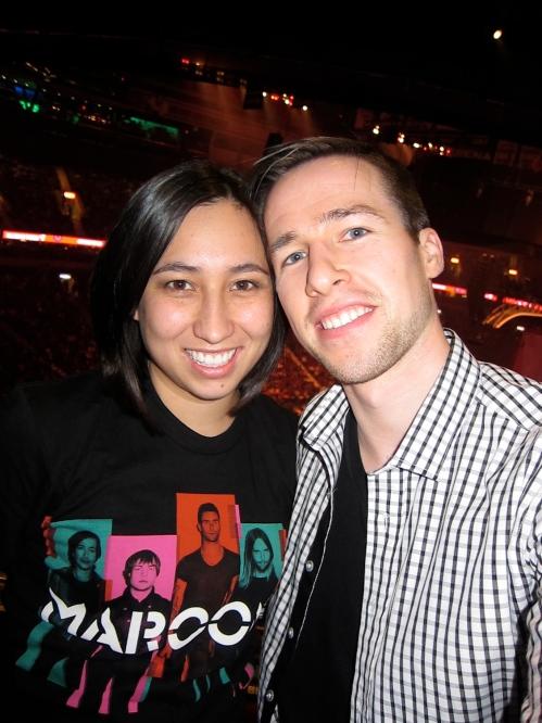 Kyle & Janelle, Maroon 5