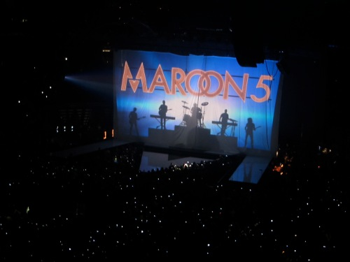 Maroon 5 first song