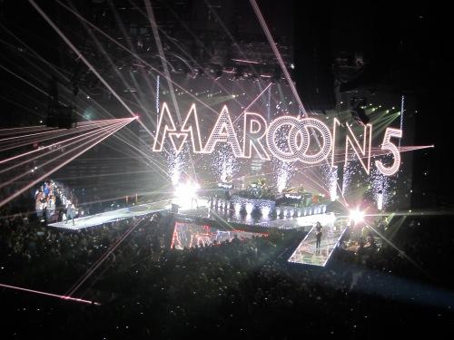 Maroon 5, Logo