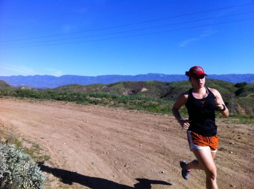 Janelle Running