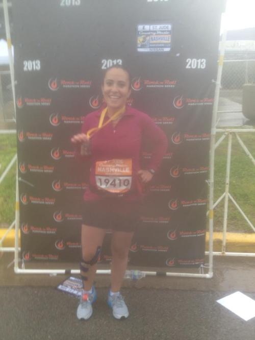 Nathalie's Marathon