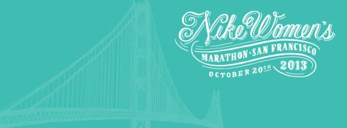 Nike Women's Marathon Logo