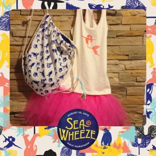 SeaWheeze - Pre Race - 2013