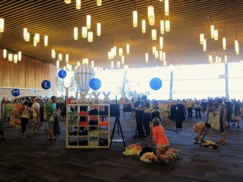 SeaWheeze 2013 - Showcase Store