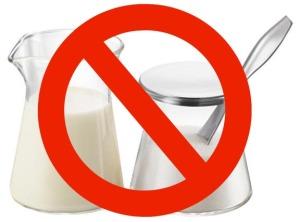 no milk and sugar