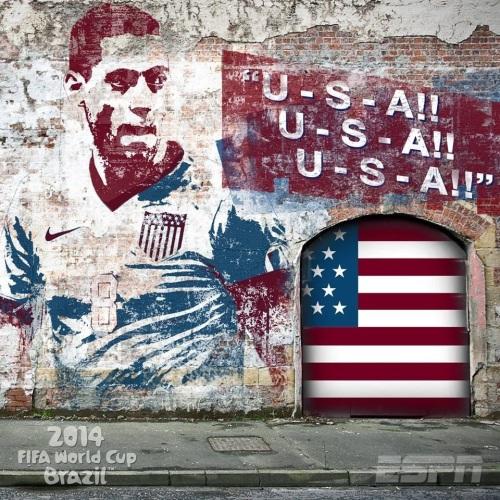 ESPN, Team USA, Rio 2014
