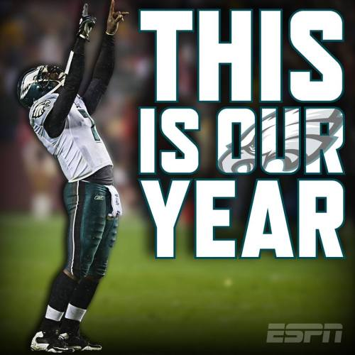 Eagles This is Our Year