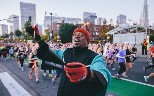 Nike Women's Marathon, Pier 1