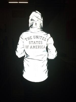 Team USA, Nike Jacket, Nike