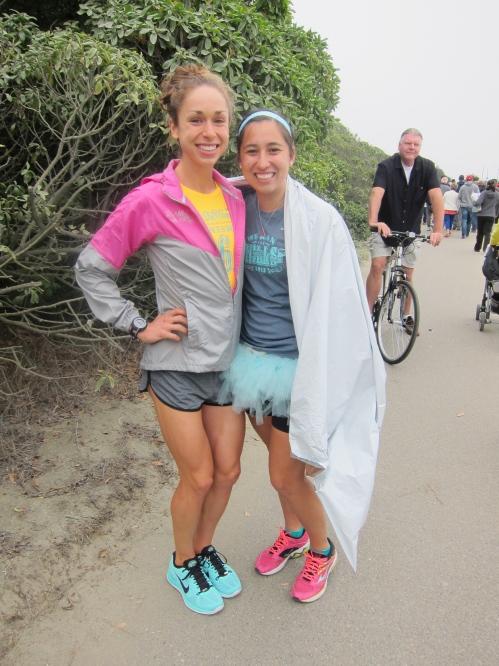 Nike Women's Marathon Winner, Emily Gordon