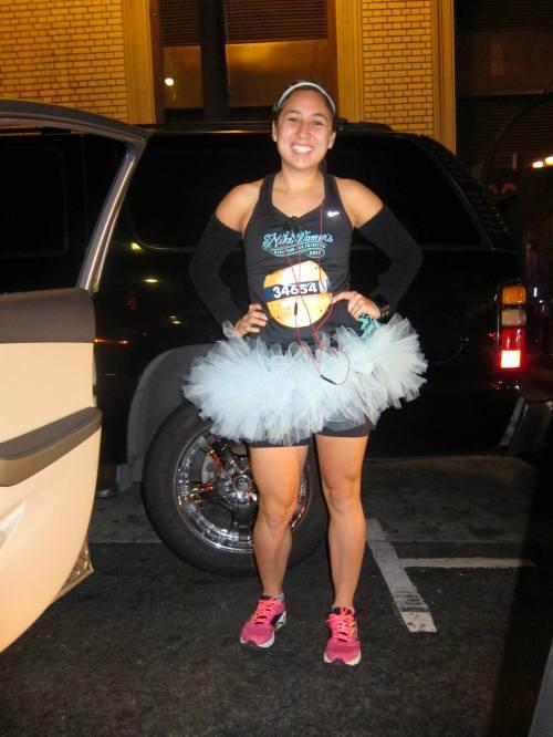Nike Women's Marathon, Pre-Race