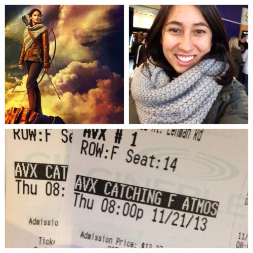 catching fire, the hunger games