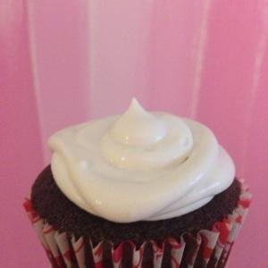 Vegan, No Refined Sugar, Dairy-Free Cupcake