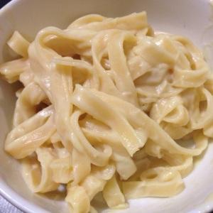 Vegan Fettuccine Alfredo Recipe