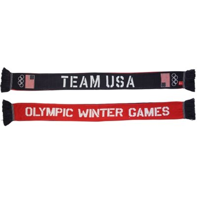 Team USA Knit Scarf