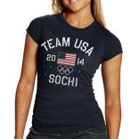 USA Sochi Women's T-Shirt