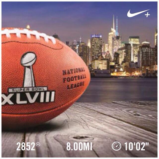 Super Bowl Sunday Pre-Game Run, Nike Running, Nike Women