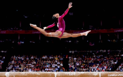Gabby Douglas London