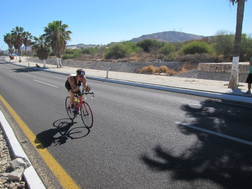 Ironman Cabo - Bike