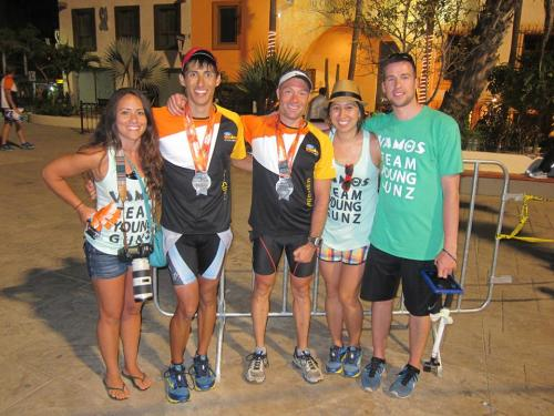 Ironman Cabo - Post Race